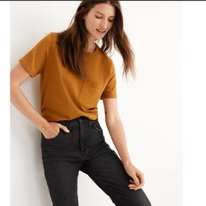 Madewell The Perfect Vintage Jeans Black Comfort